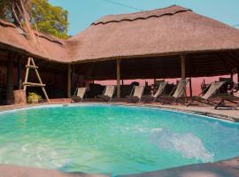 Lusaka Backpackers, hotel in Lusaka