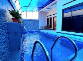 VILLA MB, villa in Bogor
