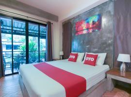 OYO 75307 The Morning Minihouse Aonang, hotel v destinácii Ao Nang Beach
