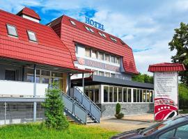 Hotel Rudolf, отель в городе Гавиржов