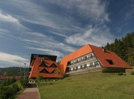 Dom Wypoczynkowy Pod Taborem – hotel w mieście Niedzica Zamek
