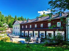 Hotel Džbán, hotel v destinaci Karlova Studánka