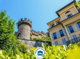 Bellinzona Youth Hostel, Hotel in der Nähe von: Museo Civico Villa dei Cedri, Bellinzona
