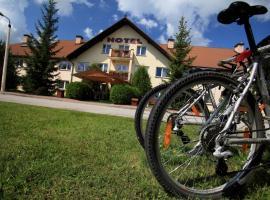Hotel**Pieniny – hotel w mieście Niedzica