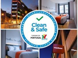 easyHotel Lisbon, hotel near Lisbon Botanical Garden, Lisbon