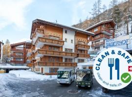 Jägerhof Serviced Apartements, Ferienwohnung in Zermatt