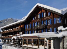 Jungfrau Lodge, Swiss Mountain Hotel, hotel in Grindelwald