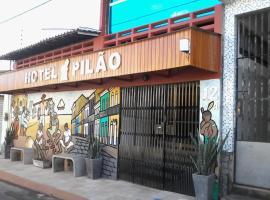 Hotel Pilão, hotel near Marechal Cunha Machado International Airport - SLZ,