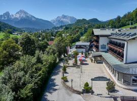 Alpensport-Hotel Seimler, hotel v destinaci Berchtesgaden