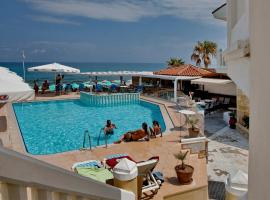 Jo An Beach Hotel, отель в городе Аделианос-Кампос