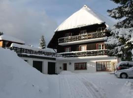 Villa Hubertus, golf hotel in Feldberg