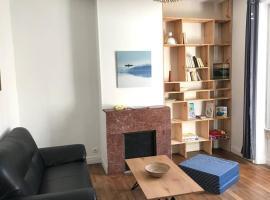 Appartement spacieux LIMOGES CENTRE garage wifi, appartement à Limoges
