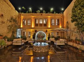 Aja Cappadocia Cave Hotel, hotel in Urgup