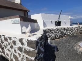 The Cave, apartamento en Lajares