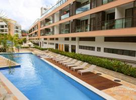 Belíssimo Apartamento Centro de Itaipava All Suites, hotel with pools in Itaipava