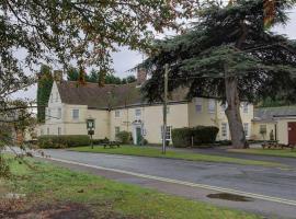 Best Western Cedars Hotel, hotel near Ickworth House, Stowmarket