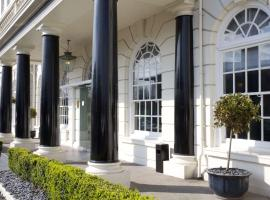 London Croydon Aerodrome Hotel, BW Signature Collection, hotel in Croydon
