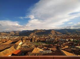 Hostal Acuarela, hotel en Cuzco