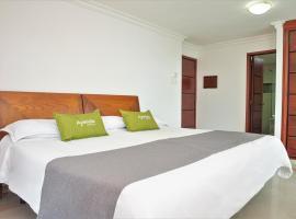 Hotel Ayenda 1316 Charthon Barranquilla, hotel en Barranquilla