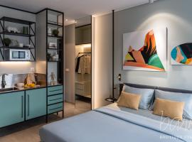 Bare Chic - Bare Boutique Stays: Ho Chi Minh Kenti şehrinde bir otel