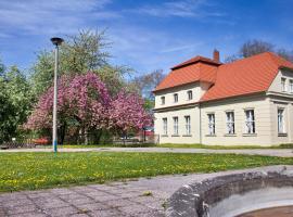 Schloss Plaue, hotel in Brandenburg an der Havel