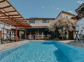 Carpe Diem Hostel & Pousada, pet-friendly hotel in Paraty