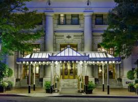 Willard InterContinental Washington, an IHG hotel, отель в Вашингтоне