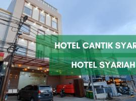 Hotel Cantik Syari, hotel near Grand Indonesia, Jakarta