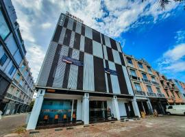 MERITON BOUTIQUE HOTEL KEMAYORAN, hotel in Jakarta