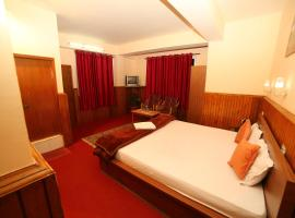 Rufina Hotel Swagat, accessible hotel in Pelling