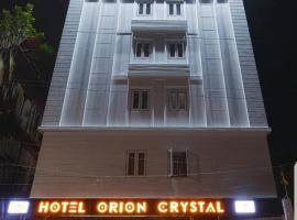 HOTEL ORION CRYSTAL, hotel in Kolkata