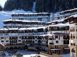 GRAND MONASTERY Hotel Apartments, serviced apartment in Pamporovo