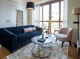 Palma Suites, serviced apartment in Palma de Mallorca