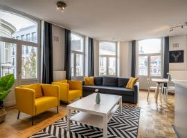 Smartflats Design - Ghent Central, hotel in Gent