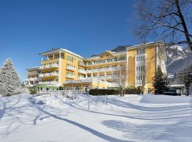 Das Alpenhaus Gasteinertal, отель в городе Бад-Хофгастайн