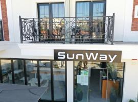 Hotel Sunway、クサミルのホテル