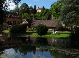 Domaine De Villeray、Condeauのホテル