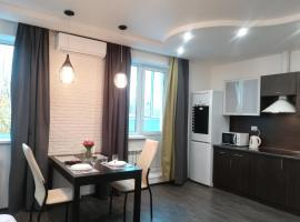 Новая студия в доме комфорт-класса в центре, Ferienwohnung in Samara