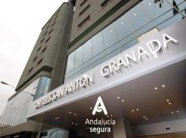 Ohtels San Antón Granada, hotel en Granada