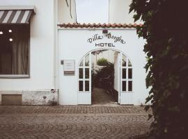 Hotell Villa Borgen, hotell i Visby