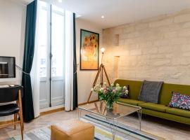 Hôtel Particulier - Bordeaux St Jean, hôtel à Bordeaux près de: Gare Saint-Jean