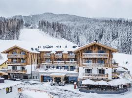 Stockinggut by AvenidA Hotel & Residences Leogang, hotel in Leogang