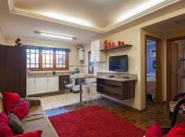 Apartamento Manacá da Serra para até 5 pessoas, apartment in Canela