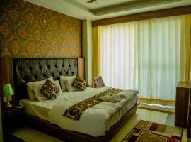 Vatika Heights、ダラムシャーラーのホテル