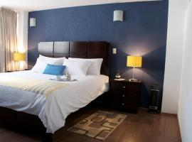 Suites Berna 12, serviced apartment in Mexico City