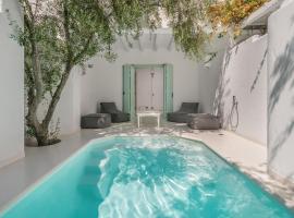 Thalassitra Private Pool Suites & Spa, hotel in Adamantas