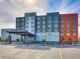 Holiday Inn Express & Suites - Calgary Airport Trail NE, an IHG Hotel, отель в Калгари