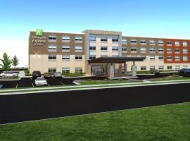 Holiday Inn Express & Suites Brunswick-Harpers Ferry Area, an IHG Hotel, Hotel in Brunswick