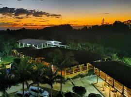 Finca Hotel el Diamante, hotel in Calarcá