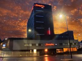 Hampton by Hilton Sheffield, hotel in Sheffield